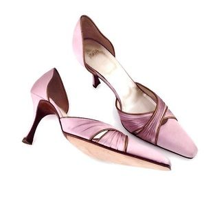 "Christian Dior Lilac Pumps 3"" Heel US 8. Brand New"